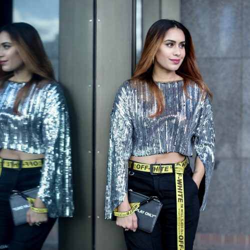 Fashion and lifestyle blogger Reena Rai