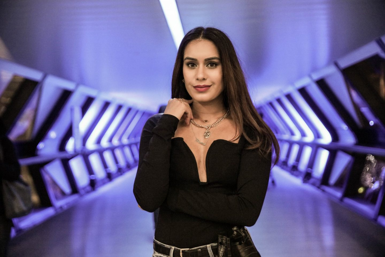 British Asian blogger Reena Rai